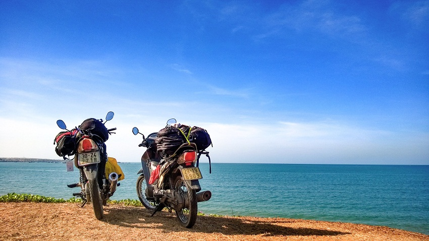 Vietnam Adventure > Vietnam Motor cycling tour - 18 days /17 nights